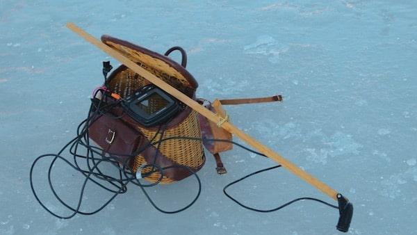 Fischfinder Eisangeln