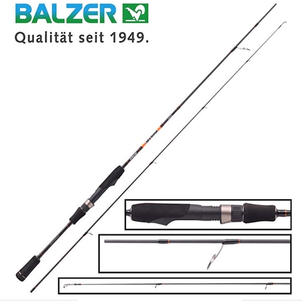 Balzer Shirasu Spoon 1,83m 0,5-4g