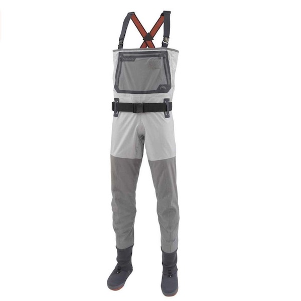 Simms G3 Guide Stockingfoot Wader Cinder