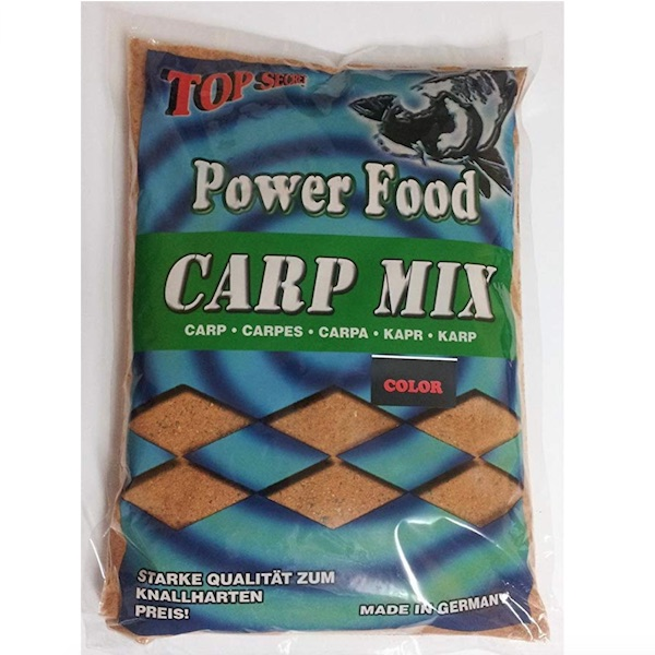 Top Secret Power Food Grundfutter Color Carp Mix