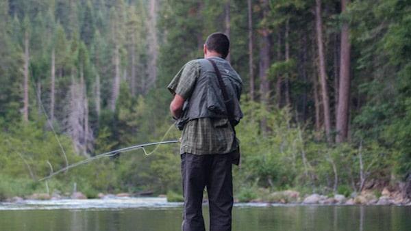 Fliegenfischen Alaska