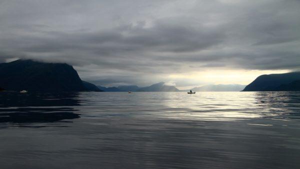 Norwegen- Revier für die Inliner Rute