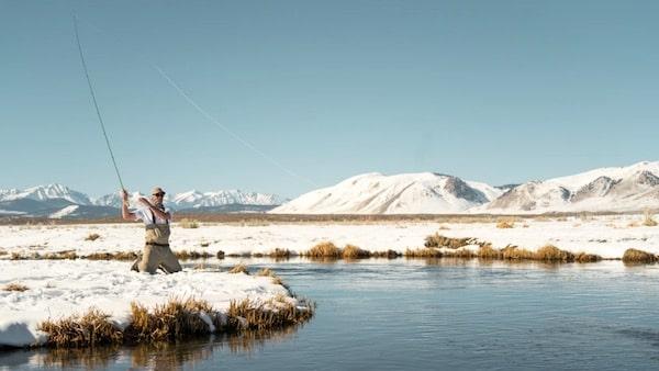 Fliegenfischen Montana