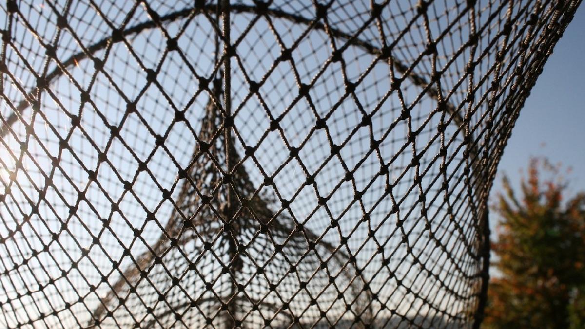 Netze Hältern senken