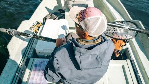 Schleppen Wobbler Zielfische