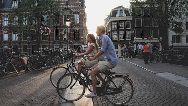 Holland Radfahren