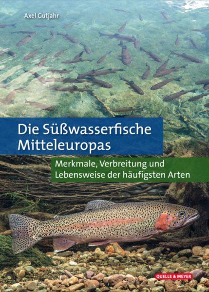 Cover Süßwasserfische Mitteleuropas