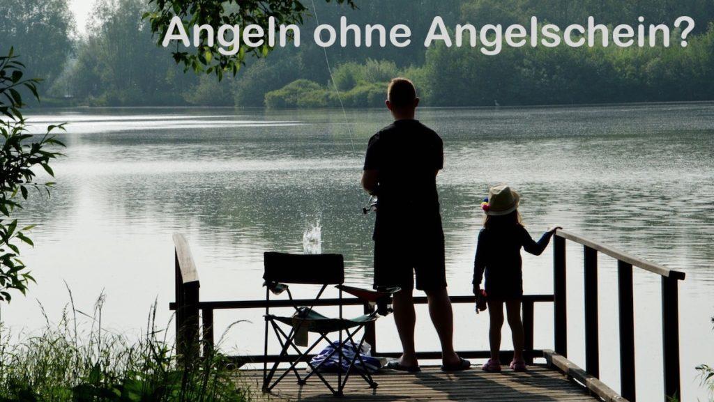 Angeln ohne Angelschein