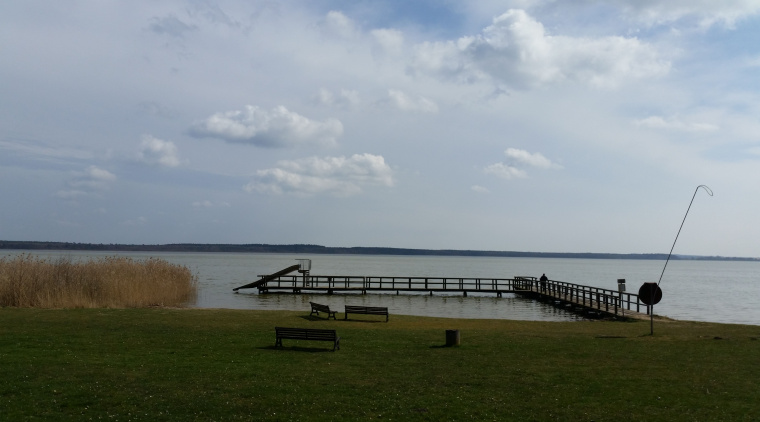 Goldberger See bei Goldberg
